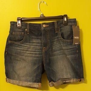 Mossimo NWT Denim Shorts